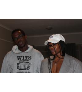 Nomcebisi Moyikwa and Mlondiwethu Dubazane
